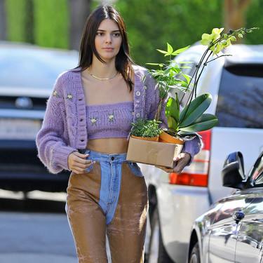 Tres maneras distintas de llevar un cropped top: Hailey Bieber, Kendall Jenner y Emily Ratajkowski nos lo muestran