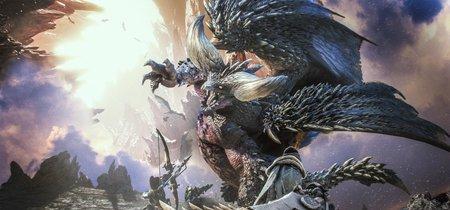 Monster Hunter World arrasa: 6 millones de copias distribuidas y otros hitos logrados en tiempo récord