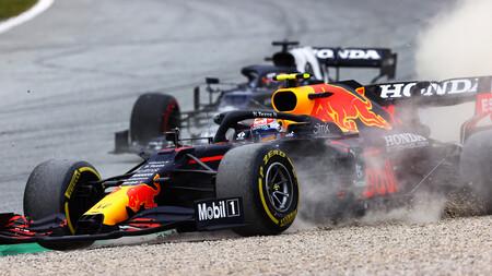 Sergio Perez Austria F1 2021