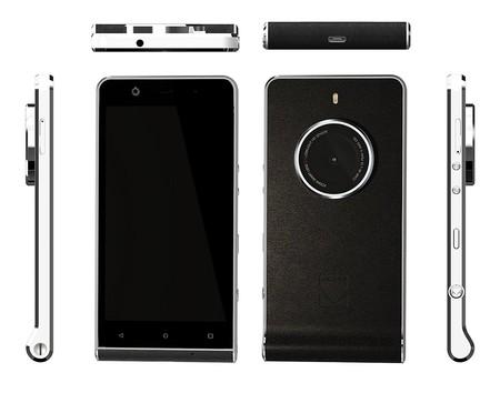 Kodak Ektra, la cámara smartphone Android de la mítica marca fotográfica, llega a Europa por 499 euros