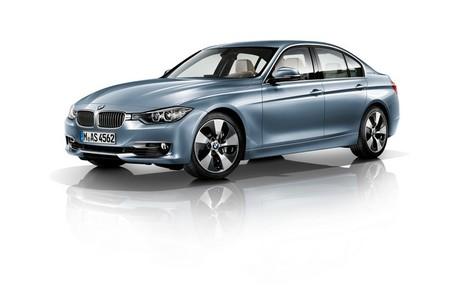 BMW presenta en Pekin el Serie 3 híbrido