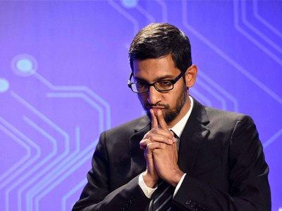 Sundar Pichai compara la inteligencia artificial con la electricidad y el fuego