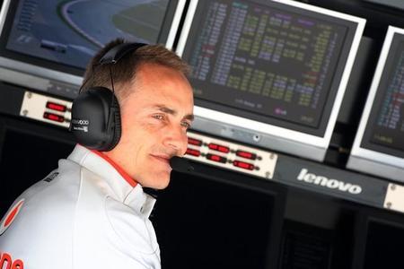 McLaren se pronuncia, por fin, sobre la marcha de Whitmarsh