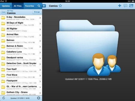 Box actualiza su aplicación para iOS: quiere ser alternativa a Dropbox, pero aún le quedan mejoras