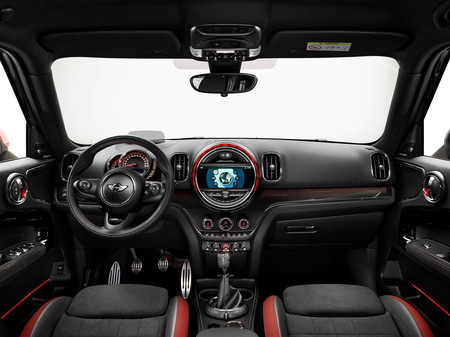 Mini Countryman John Cooper Works 1
