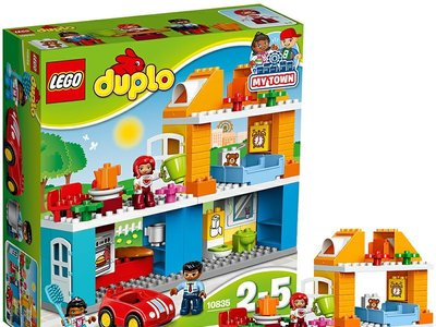 Alternate rebaja la casa familiar de Lego Duplo a 29,99 euros. Ideal para niños de 2 a 5 años