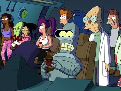 ¡Bienvenidos al mundo del futuro! Futurama lanzará un nuevo juego para iOS