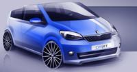Škoda CitiJet concept, rumbo a Wörthersee