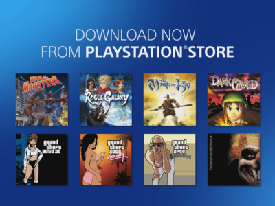 Estos son los ocho primeros juegos de PS2 que llegarán hoy a la PlayStation 4