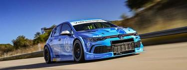 El nuevo Volkswagen Golf GTI GTC es la versión de carreras que nos hace desearlo aún más