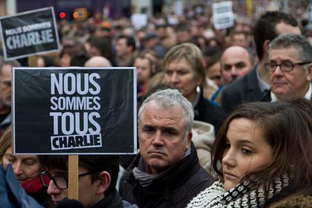 Je Suis Charlie Brest France 11 January 2015 11