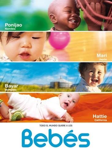 """Estreno del documental """"Bebés"""" en Canal Plus"""