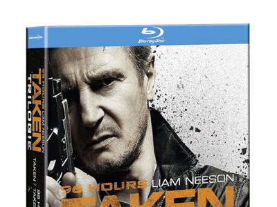 Trilogía Venganza, protagonizada por Liam Neeson, en Blu-ray por 12 euros y con envío gratis