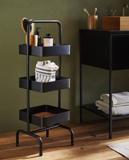 almacenamiento para espacios pequeños