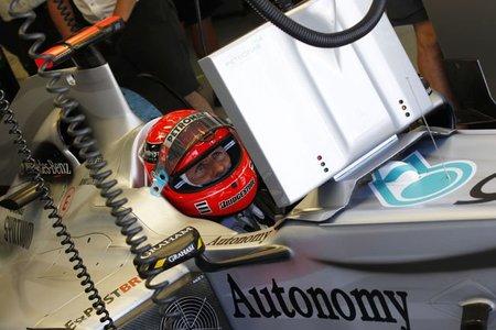 Ross Brawn une la competitividad de Michael Schumacher a los neumáticos Pirelli