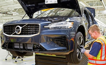Volvo Fabrica Charleston Estados Unidos 3