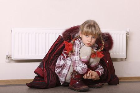 Frío y niños