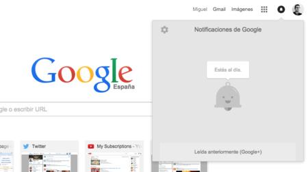 Google Notificaciones