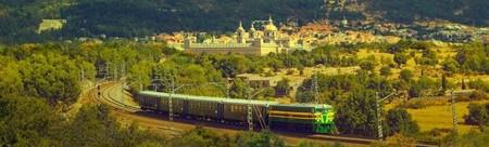 """Disfruta de un viaje """"de reyes"""" con el Tren de Felipe II"""