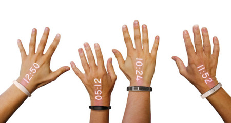 fa0207269c7e Con este reloj de pulsera usarás tu mano como pantalla