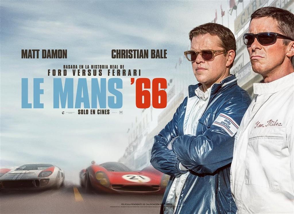Otras cinco películas recomendables sobre carreras de coches tras el estreno de