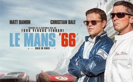 Otras cinco películas recomendables sobre carreras de coches tras el estreno de 'Le Mans'66'