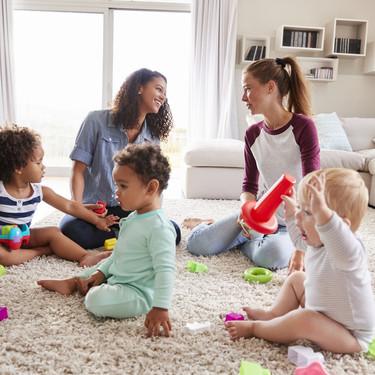 Por qué es importante vivir la maternidad con mujeres que estén en la misma etapa que tú