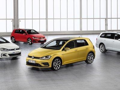 Ya ha llegado el Volkswagen Golf 2017, el compacto más avanzado tecnológicamente