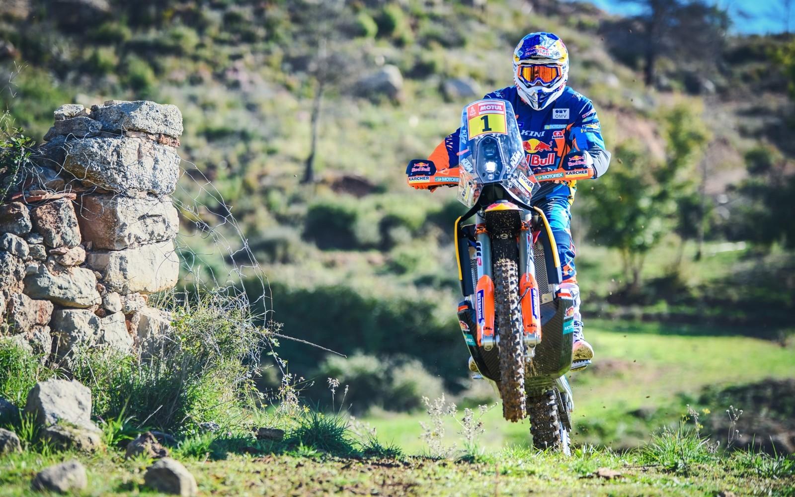 Foto de KTM 450 Rally Dakar 2019 (61/116)