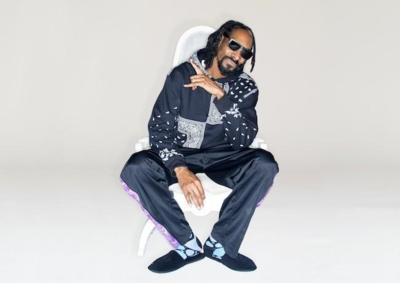 ¿Quién puede hacer que los Happy Socks sean más locos? Snoop Dogg