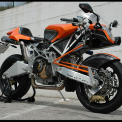 Foto 2 de 5 de la galería vyrus-987-c3-4v-la-moto-mas-ligera-del-mundo-en-su-categoria en Motorpasion Moto