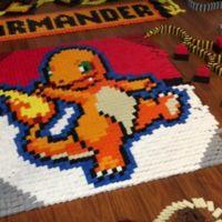 14.000 fichas necesitaron unos fans para crear este efecto dominó de Pokémon