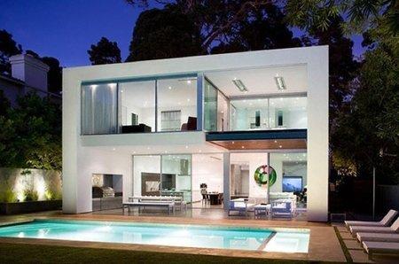 Puertas abiertas: una casa de ensueño en Santa Mónica