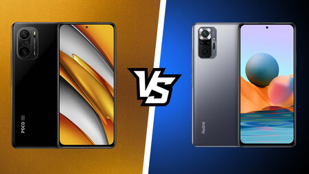 POCO F3 vs Redmi Note 10 Pro en México: Xiaomi compite contra si misma en la gama media-alta, pero su estrategia tiene sentido