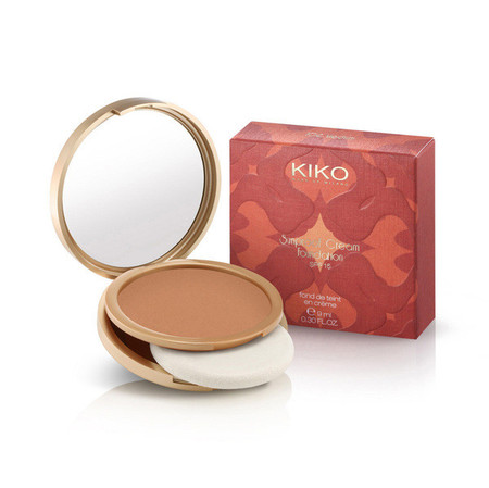 Sunproof Cream Foundation SPF 15 de Kiko
