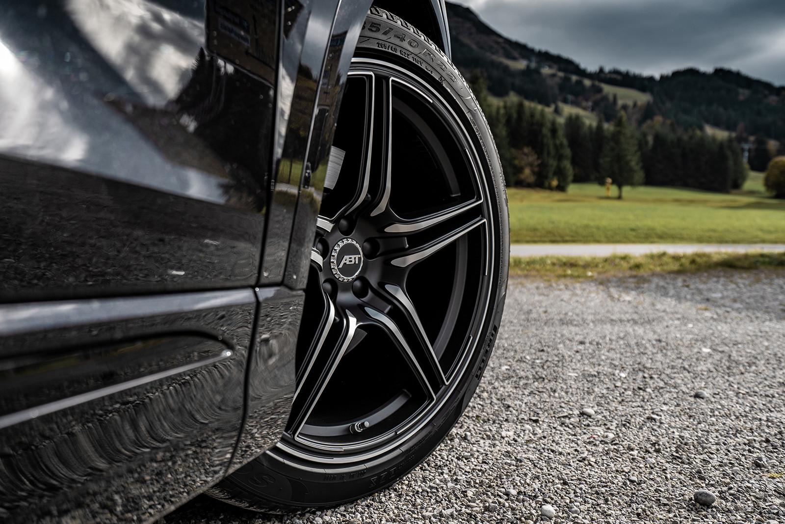 Foto de Audi Q8 50 TDI ABT (9/10)