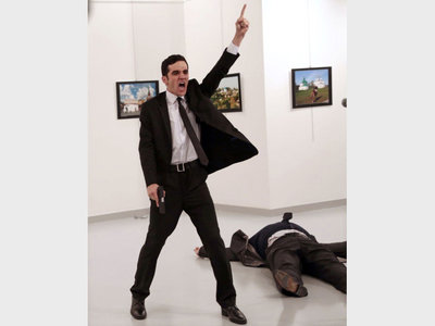Un asesinato y 16 impactantes momentos del mundo en las fotos ganadoras del World Press Photo 2017