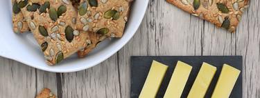 21 opciones de snacks saciantes y saludables que tu mismo puedes elaborar en casa