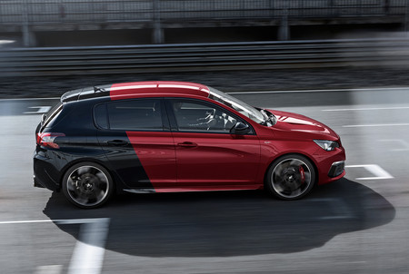 Peugeot 308 Gt By Peugeot Sport Mexico 2