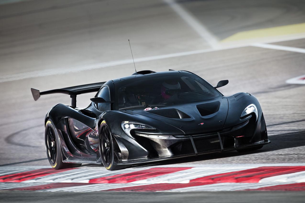 Foto de McLaren P1 GTR (1/10)