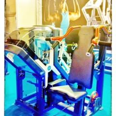 Foto 5 de 24 de la galería fibo-2013-nuevo-equipamiento-para-el-gimnasio en Vitónica