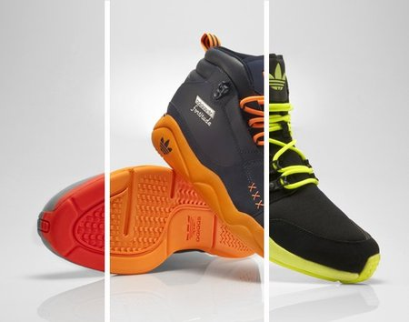Adidas Originals Fortitude Mid Neon Pack