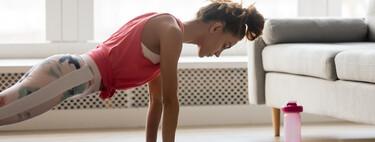 Siete ejercicios como alternativas de bajo impacto a los jumping jacks