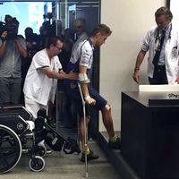 """La grave lesión de Tito Rabat no tiene plazo de recuperación: """"Haré lo que me digan los médicos"""""""