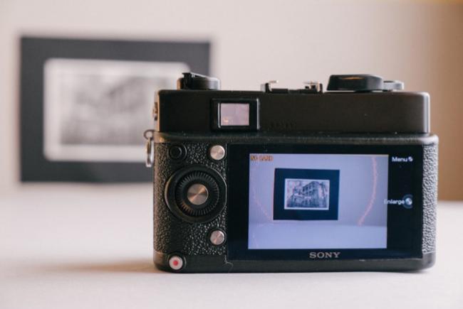 FrankenCamera, la cámara que combina lo mejor de los mundos analógico y digital