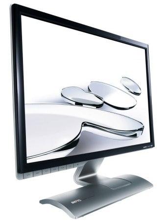 Monitores LED de BenQ para ordenador de 21.5 y 24 pulgadas