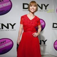 Christina Ricci de DKNY