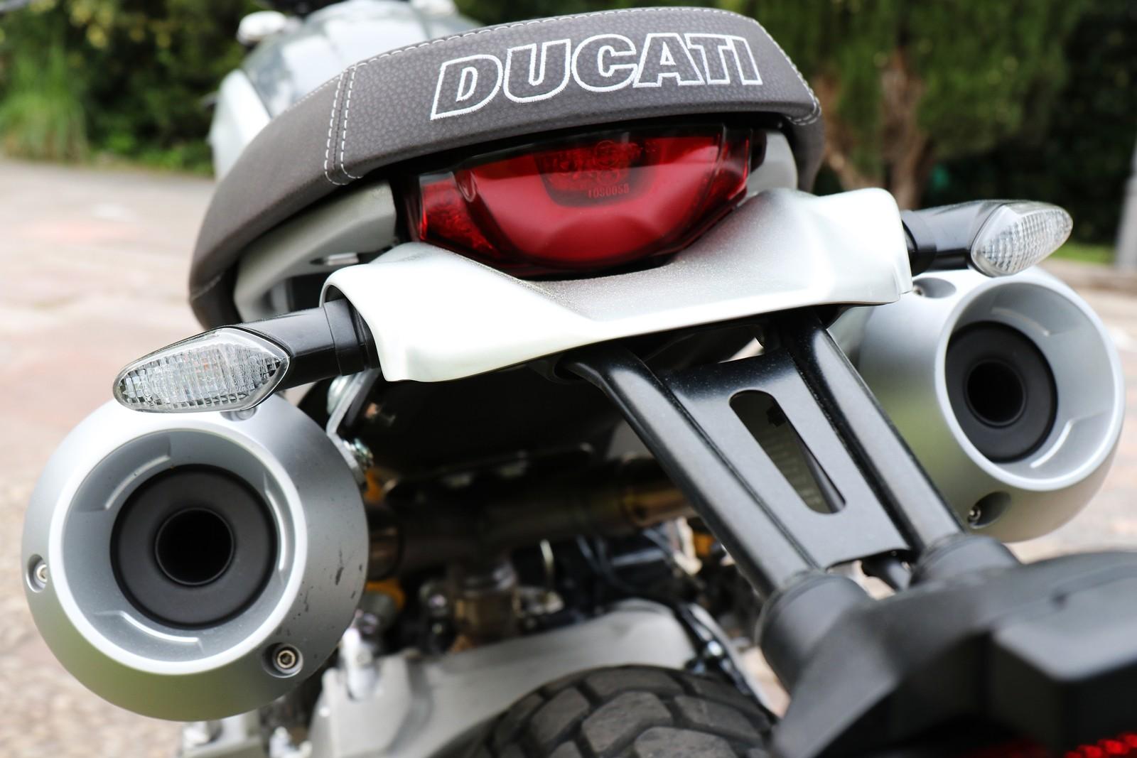 Foto de Ducati Scrambler 1100 2018, prueba (6/35)