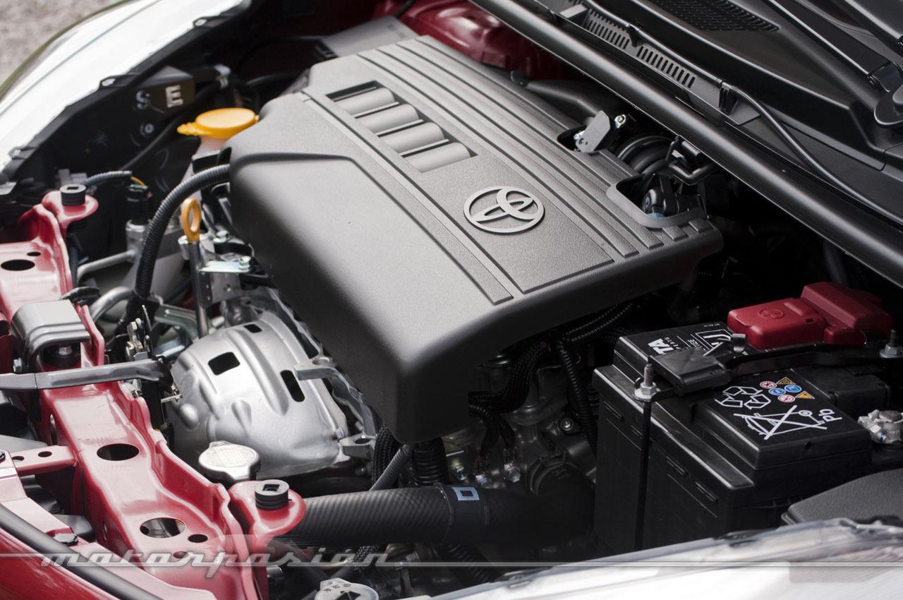 Foto de Toyota Yaris (presentación) (9/24)