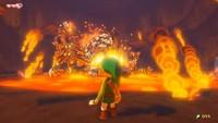 'The Legend of Zelda: The Wind Waker HD' nos enseña lo que es tener calor de verdad